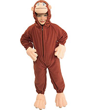Morris Costumes RU885500T Curious George Toddler at GotApparel