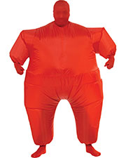 INFLATABLE SKIN SUIT RED at GotApparel