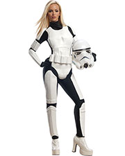 Halloween Costumes RU887464MD Women Stormtrooper Female Medium at GotApparel