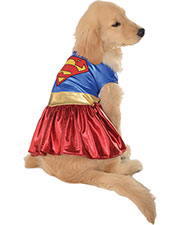 Halloween Costumes RU887838MD Girls Pet Costume Supergirl Md at GotApparel