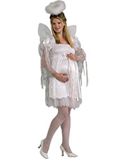 Halloween Costumes RU889010 Women Maternity Angel Standard at GotApparel