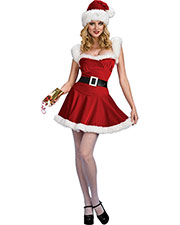 Halloween Costumes RU889394LG Women Sexy Jingle Large at GotApparel