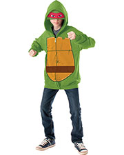 Halloween Costumes RU889578MD Boys Mnt Raphael Child Hoodie Med at GotApparel