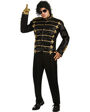 Halloween Costumes RU889770LG Men Michael Jackson Military Large at GotApparel