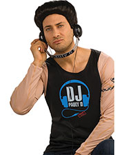 Halloween Costumes RU9934 Men Pauly D Headphone at GotApparel