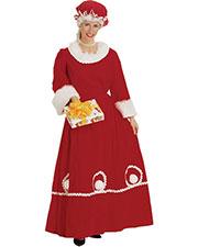 Halloween Costumes RU995SM Women Mrs. Klaus Small at GotApparel