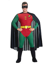 Halloween Costumes RU15549LG Men Robin Deluxe Large at GotApparel