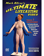Halloween Costumes RV158 Unisex Dvd Life Casting Ultimate at GotApparel
