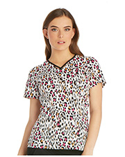 Runway Rw607  V-Neck Top at GotApparel