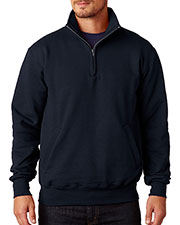 Champion S400  9 Oz. Double Dry Eco  Quarter-Zip Pullover at GotApparel