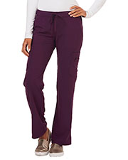 "Sapphire SA100AT Women ""Vienna"" Mid Rise Straight Leg Pant at GotApparel"