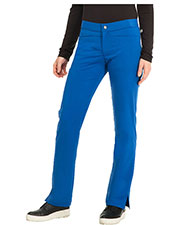 "Sapphire SA101AT Women ""Roma"" Low Rise Zip Fly Slim Pant at GotApparel"