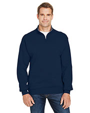 Fruit Of The Loom Sf95r  7.2 Oz. Sofspun  Quarter-Zip Sweatshirt at GotApparel