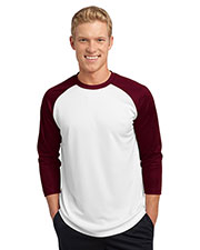 Sport-Tek ST205 Men PosiCharge™ Baseball Jersey at GotApparel