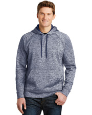 Sport-Tek ST225  ®  Posicharge ®  Electric Heather Fleece Hooded Pullover. at GotApparel