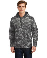 Sport-Tek® ST230 Men   Sport-Wick  Mineral Freeze Fleece Hooded Pullover at GotApparel