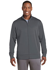 Sport-Tek ST241 Adult Fleece Full Zip Jacket at GotApparel