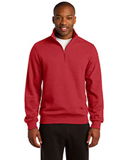 Sport-Tek ST253 Men 1/4Zip Sweatshirt at GotApparel