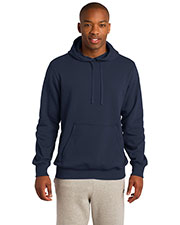 Sport-Tek TST254 Men Tall Pullover Hooded Sweatshirt at GotApparel