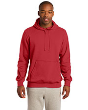 Sport-Tek® TST254 Men Tall Pullover Hooded Sweatshirt at GotApparel