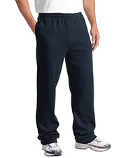 Sport-Tek ST257 Men Open Bottom Sweatpant at GotApparel