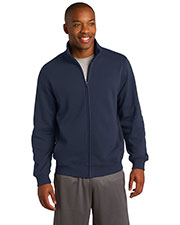 Sport-Tek ST259 Men FullZip Sweatshirt at GotApparel