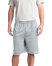 Sport-Tek® ST312 Men PosiCharge®  Tough Mesh Pocket Short at GotApparel