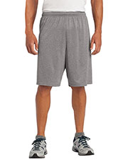 Sport-Tek ST365 Men Heather Contender ™ Short at GotApparel