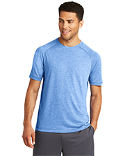 Sport-Tek® ST400 Men PosiCharge® Tri-Blend Wicking Raglan Tee. Touch™ at GotApparel