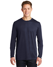Sport-Tek® ST450LS Men ST450LS Men Long Sleeve PosiCharge®   at GotApparel