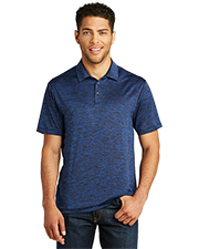 Sport-Tek® ST590 Men PosiCharge® Electric Heather Polo. ST590  at GotApparel