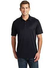 Sport-Tek ST653 Men Micropique Sport-Wick Piped Polo at GotApparel