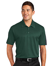 Sport-Tek ST695 Men PosiCharge ™ Active Textured Colorblock Polo at GotApparel
