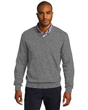 Port Authority SW285 Men V-Neck Sweater at GotApparel