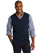 Port Authority SW286 Men Sweater Vest at GotApparel