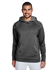 Team 365 TT36 Men Excel Performance Hoodie at GotApparel