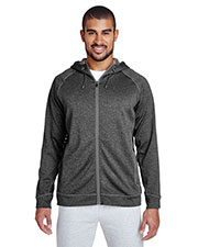 Team 365 TT38 Men Excel Performance Fleece Jacket at GotApparel