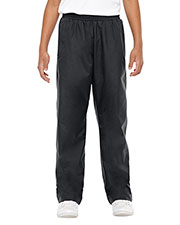 Team 365 TT48Y Boys Conquest Athletic Woven Pants at GotApparel