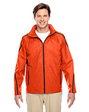 Team 365 TT72 Men Conquest Jacket with Fleece Lining at GotApparel