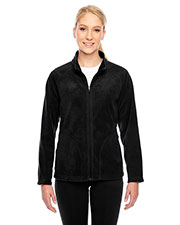Team 365 TT90W Women Campus Microfleece Jacket at GotApparel