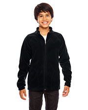 Team 365 TT90Y Boys Campus Microfleece Jacket at GotApparel