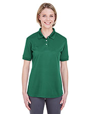 UltraClub 8315L Women Platinum Performance Pique Polo with Temp Control Technology at GotApparel
