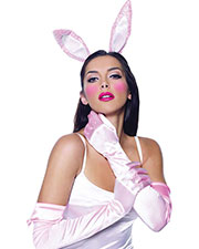 Halloween Costumes UA2059PK Women Bunny Kit Pk Gloves Ears Tail at GotApparel