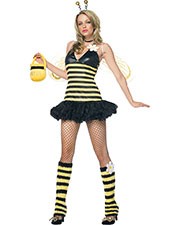 Halloween Costumes UA83343ML Women Daisy Bee Medium Large at GotApparel