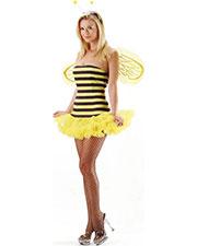 Halloween Costumes UA8412ML Women Bee Sexy Medium Large at GotApparel