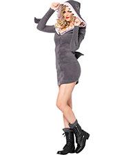 Halloween Costumes UA85312MD Women Shark Cozy Dress Med at GotApparel