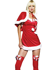 Halloween Costumes UA88007 Women Cape Christmas Sexy at GotApparel
