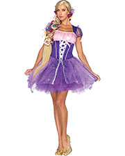 Halloween Costumes UADP85170SM Women Rapunzel Sm at GotApparel