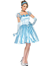 Halloween Costumes UADP85174LG Women Cinderella Classic Lg at GotApparel