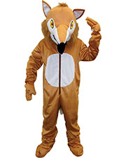 Halloween Costumes UP592 Men Fox Mascot Adult at GotApparel